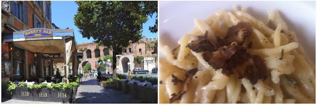 Restaurante Harry's Bar en la Via Veneto de Roma
