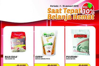 Katalog Promo 212 Mart Minimarket 1 - 15 Januari 2019