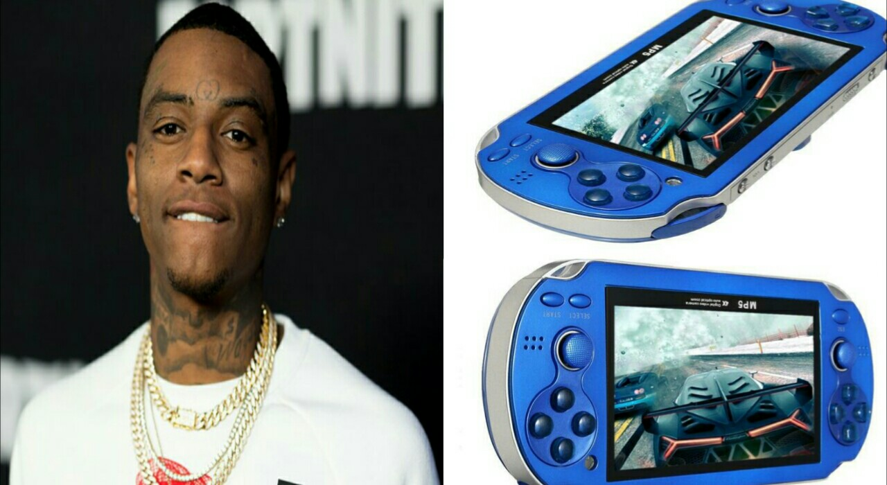 Soulja Boy is back with a new Console, he now copied Sony PS Vita. This guy never give up after been sued by Nintendo his now ripping off Sony PS Vita.