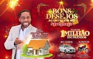 Cadastrar Promoção Savegnago Bons Desejos Acontecem Final de Ano 2019 - 1 Milhão Prêmios
