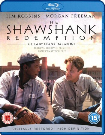 The Shawshank Redemption (1994) Dual Audio Hindi 720p BluRay x264 ESubs Movie Download