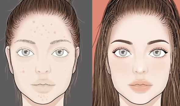 facial-mask-i-agnosti-koura-omorfias-prosopou