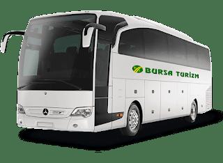 Bursa Turizm Otobüs Bileti