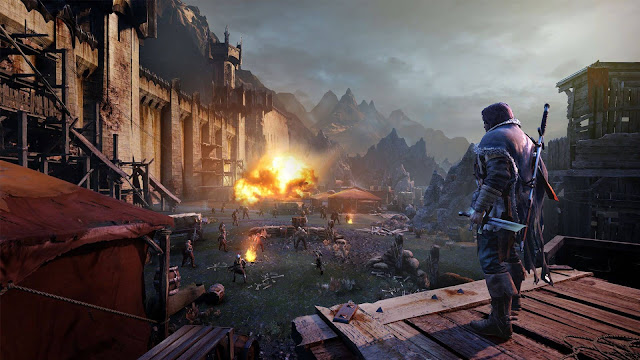 Game Middle Earth Shadow of Mordor
