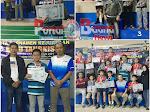 Farhan Hasim Raih Kejuaraan Bulu Tangkis Se - kabupaten Kerinci Tingkat Remaja Tahun 2021