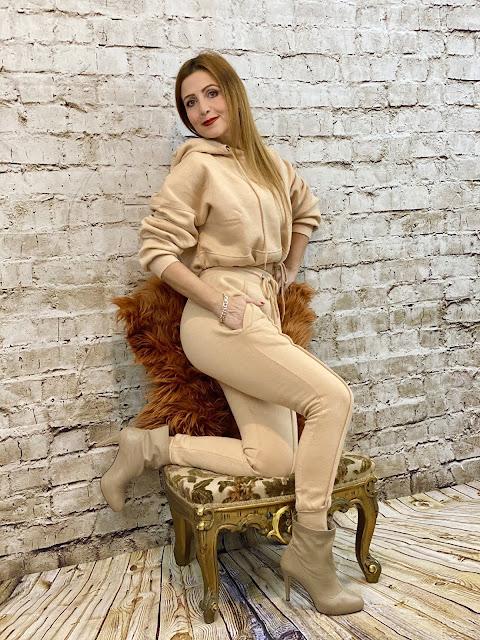 Femmeluxe loungewear set