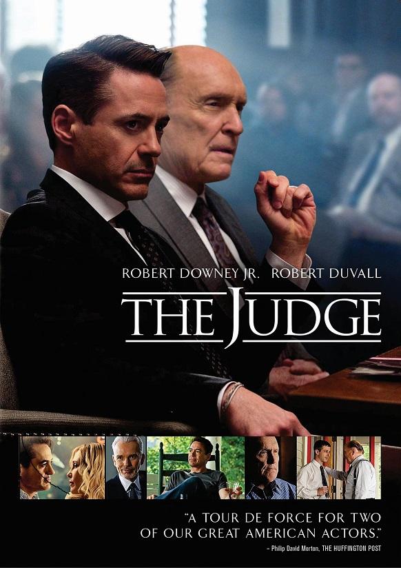 فیلم دوبله: قاضی (2014) The Judge