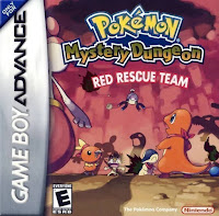 Pokemon Mystery Dungeon Red Rescue Team: PT/BR