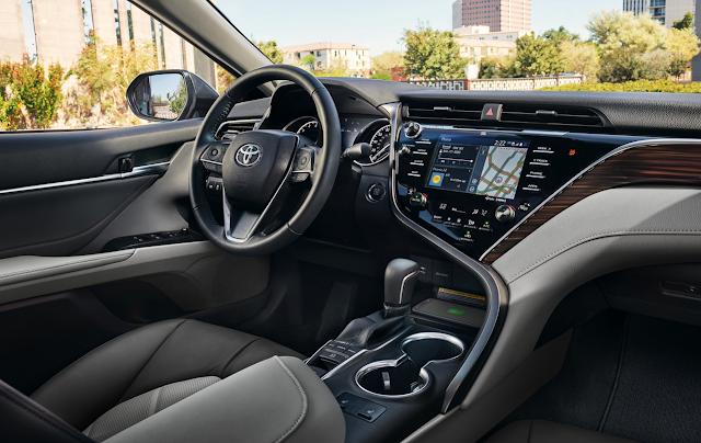 Ketangguhan Toyota All New Camry Hybrid 2019, Harga & Spesifikasi