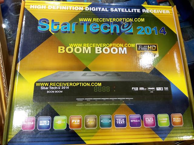 STAR TECH 2014 BOOM BOOM HD RECEIVER DUMP FILE
