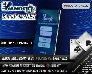 PIANOQQ Situs Judi Online Resmi Dan Terbaik SE-ASIA || 9 GAMES DALAM 1 ID | MIN DEPOSIT DAN WITHDRAW 20 ribu  25