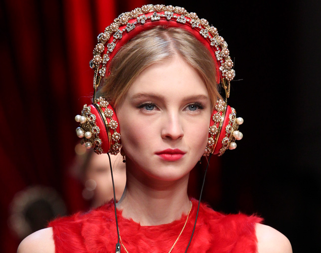 Auriculares Joyas Dolce & Gabbana