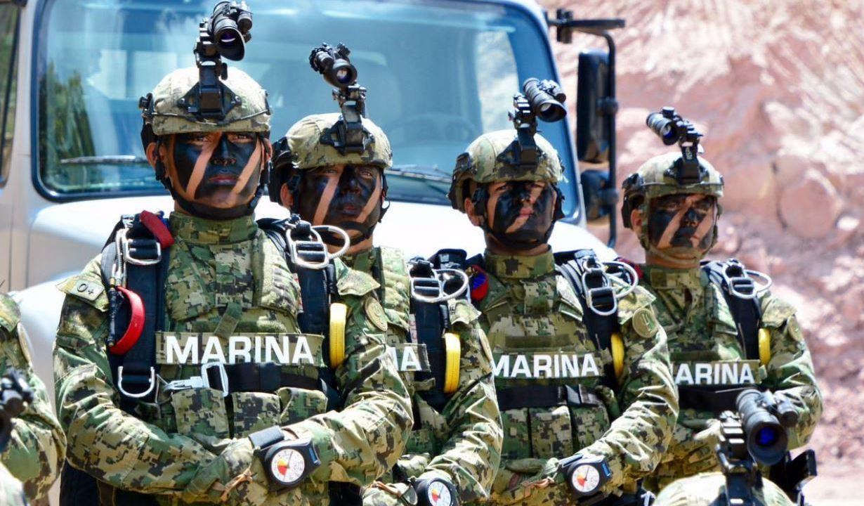 Ejército Mexicano: Secretaría de Marina, les da la oportunidad de ...