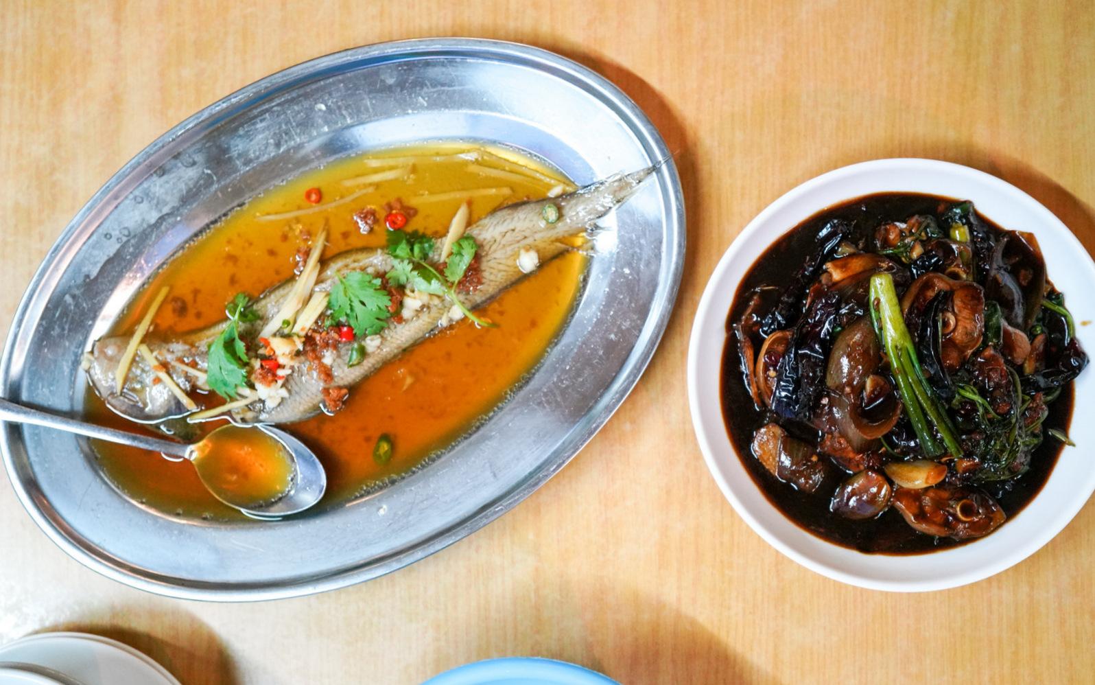 matang seafood, puchong