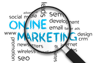 Hình thức Marketing online