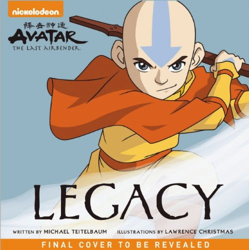 "New Avatar Book Announced - ""Avatar: The Last Airbender: Legacy"" (Insight Legends) 