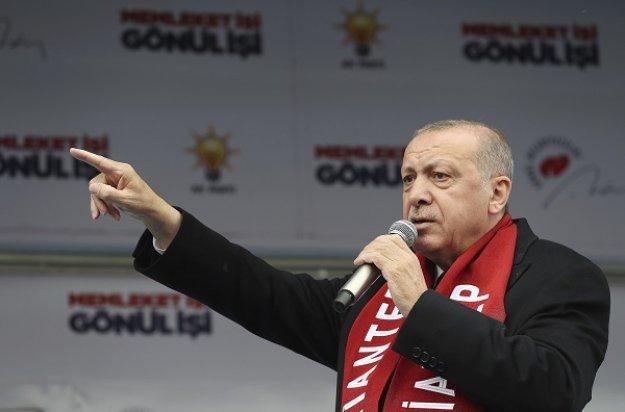 Ερντογάν: Μην μπαίνουμε σε πολιτικά παιχνίδια για την Αγιά Σοφιά
