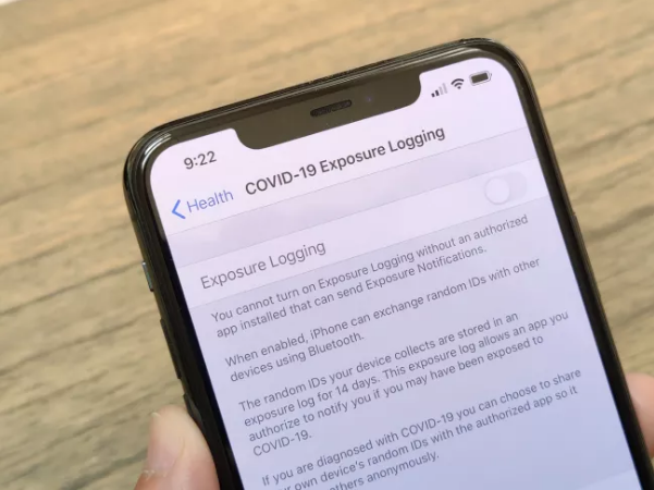 How to turn on COVID-19 contact tracing on your iPhone