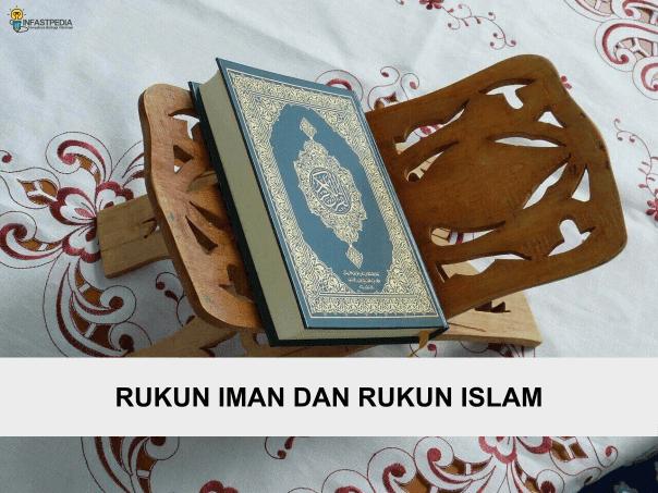 Penjelasan Singkat Rukun Iman dan Rukun Islam