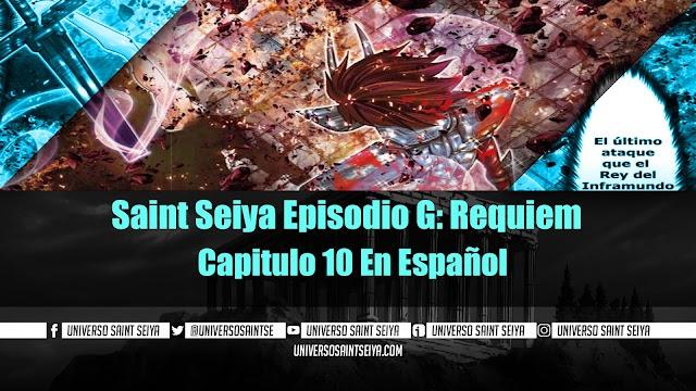 Saint Seiya Episodio G: Requiem Capitulo 10 Español