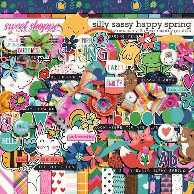 Silly Sassy Happy Spring