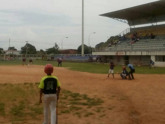 APURE:  Equipo pre-infantil llanero de béisbol clasificó en segundo lugar para el nacional  a realizarse en Lara.