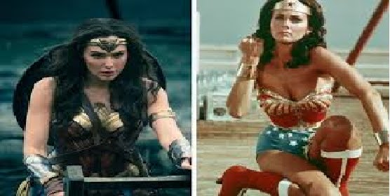 astonishing changes in wonder woman