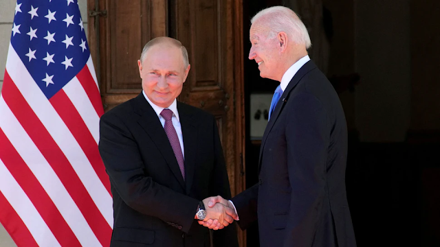 Biden Admin Freezes Sending Military Aid Package To Ukraine, Included Lethal Weapons: Report