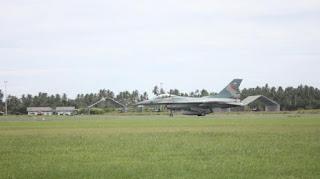 TNI AU Kerahkan F-16