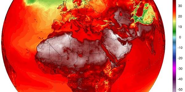 CAOS TOTAL: ola de calor en japon ha matado 57 personas.