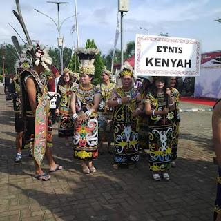 [photo] Dahau Kubar Penuh Warna Etnik Dan Budaya