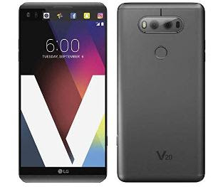 How to Reset LG V20