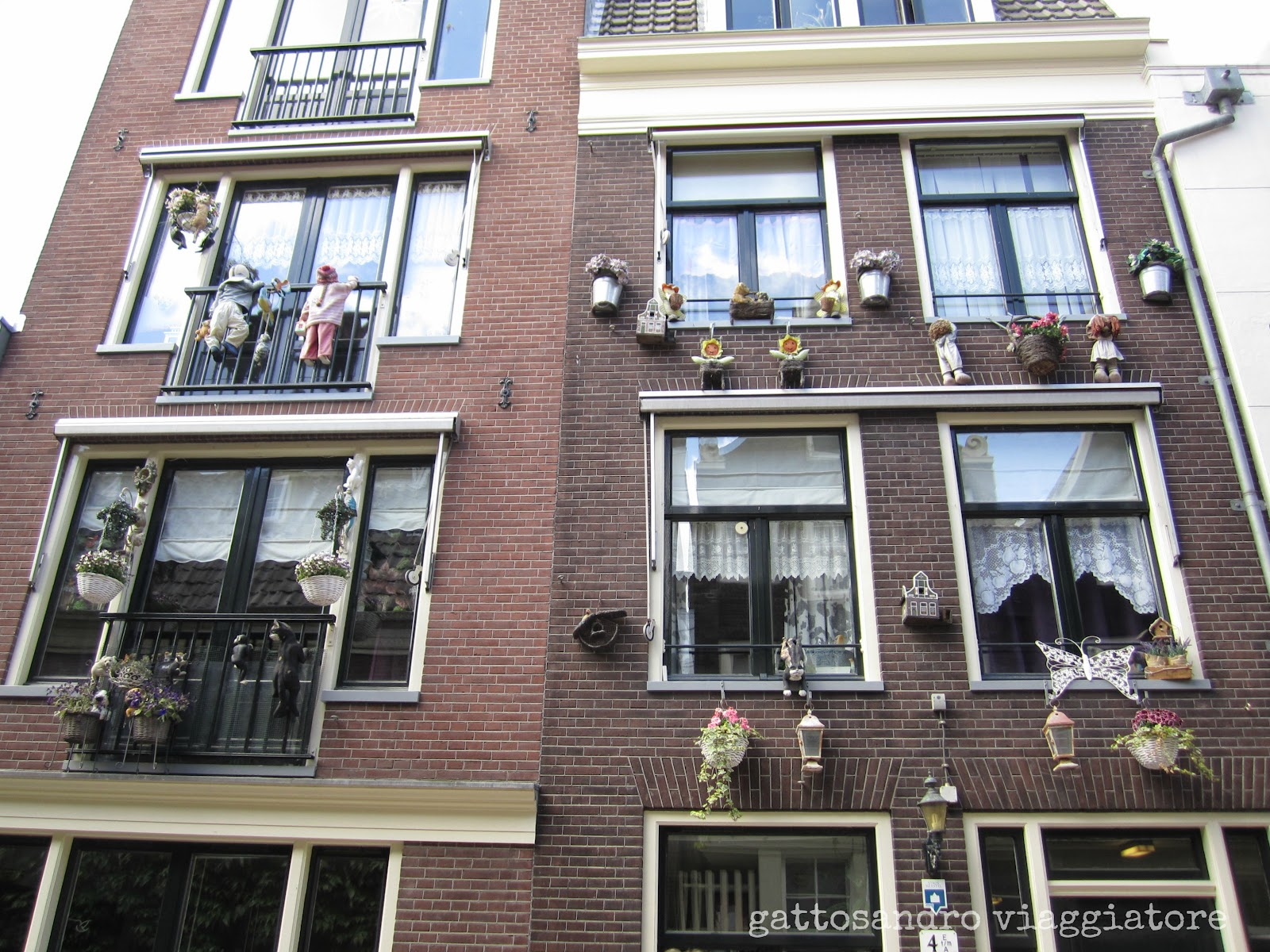 Amsterdam palazzi