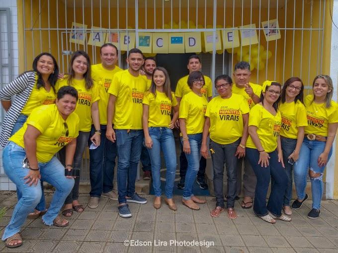 "Secretaria de Saúde de Barcelona promove dia ""D"" de combate as hepatites virais"