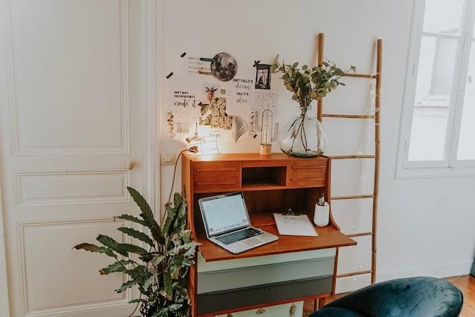 Γραφείο σε Μικρό Διαμέρισμα: 3 λύσεις