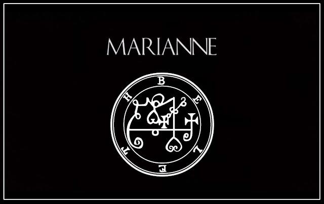 Série Marianne, sigilo de Beleth na Goetia.