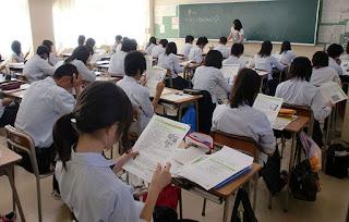 El sistema educativo en Japón