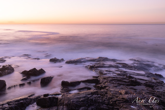 Long Exposure Photography at Sea Point promenade