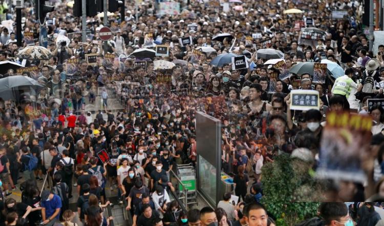 Belasan Unjuk Rasa Lanjutan Akan Kembali diadakan di Hong Kong, Berikut Jadwalnya