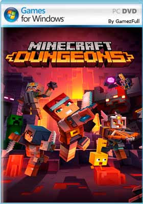 Minecraft Dungeons v1.4.3.0 (2020) PC Full Español
