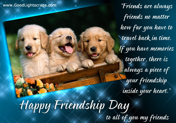 Friendship Day image 2017