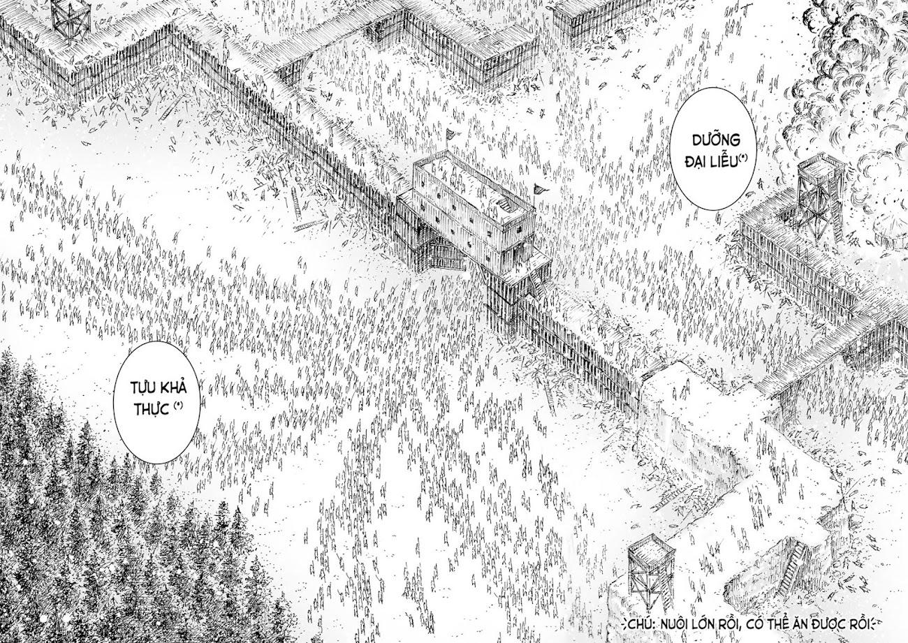 Hỏa phụng liêu nguyên Chương 532: Tuế nguyệt tha đà trang 13