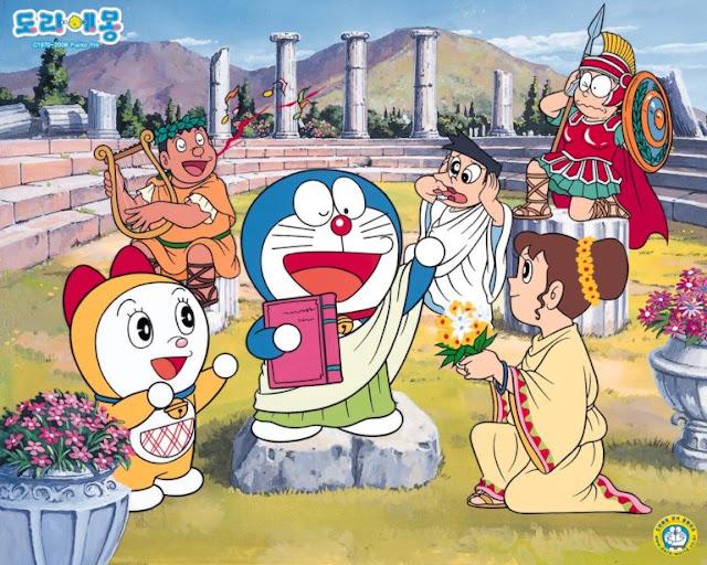 Doraemon funny HD Wallpapers