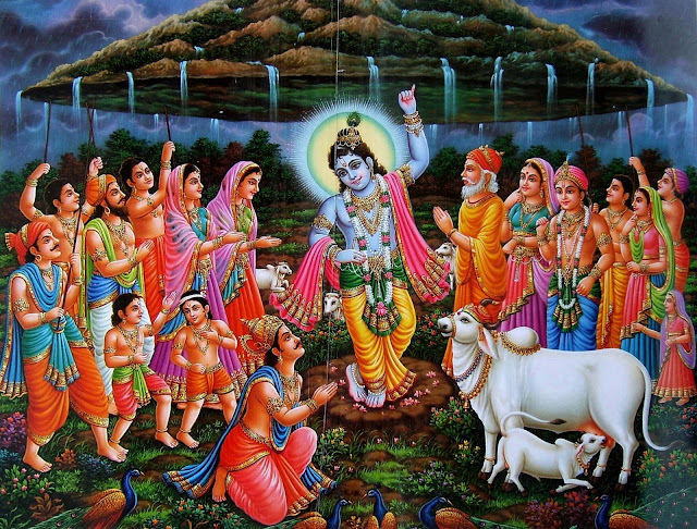Image result for Govardhan  blogspot.com""