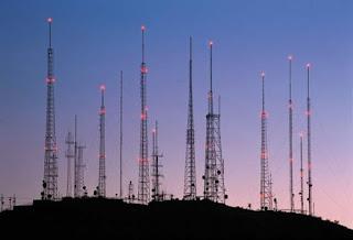 antena BTS ponsel