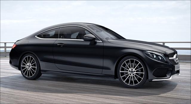 Mercedes C300 Coupe 2019 là một chiếc xe sedan 2 cửa, thiết kế đậm chất thể thao