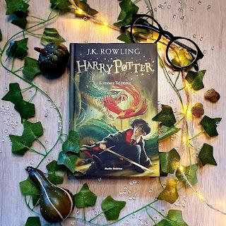 J. K. Rowling - Harry Potter i Komnata Tajemnic
