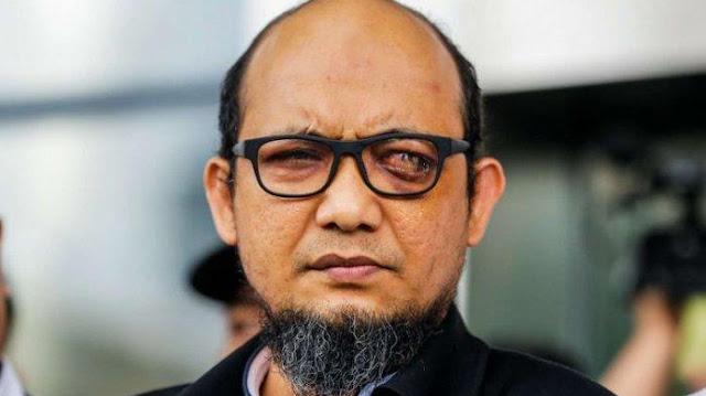 Pemerintah Janji Tak Tangkap, Pengamat: Novel Baswedan Baru Kritik, Sudah Dilaporkan