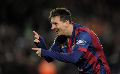 Urgent : Lionel Messi blessé et sera absent une fois dans les prochains matchs