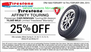 Firestone coupons february 2017